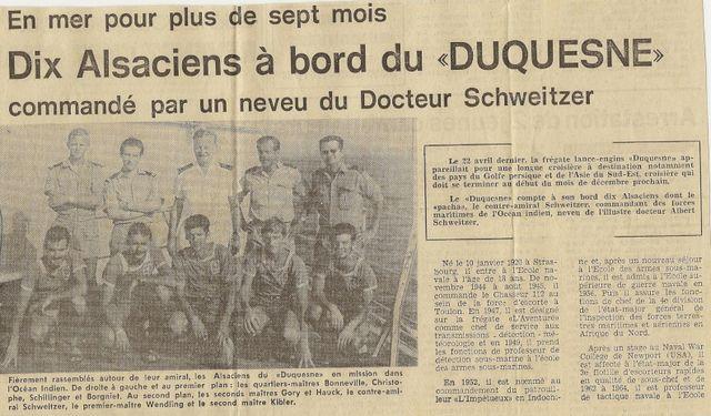 DUQUESNE (FRÉGATE) - Page 4 Numeri18