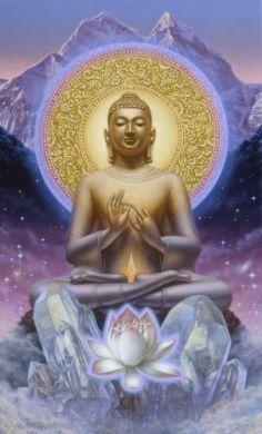 Réunir les 4 causes pour NAITRE en DEOUATCHEN... - Page 2 Bouddh13
