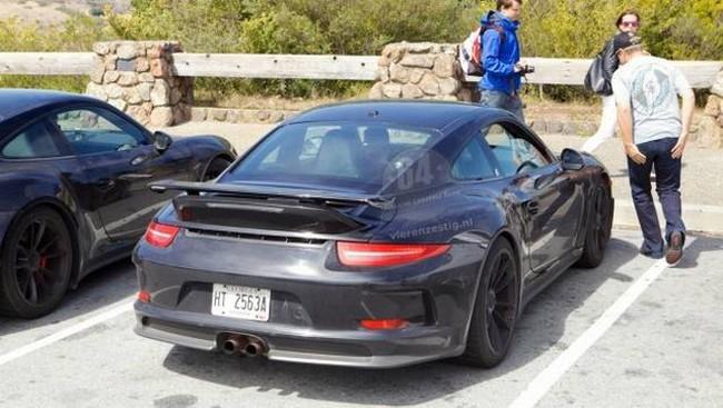 911 GT2 et GT3 RS surprises à San Francisco  06476710