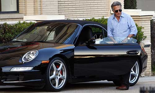 Porsche et personnalités Dustin10