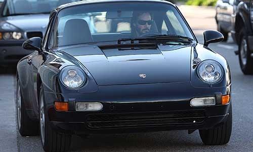 Porsche et personnalités Keanu-10