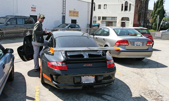 Porsche et personnalités Stars_10