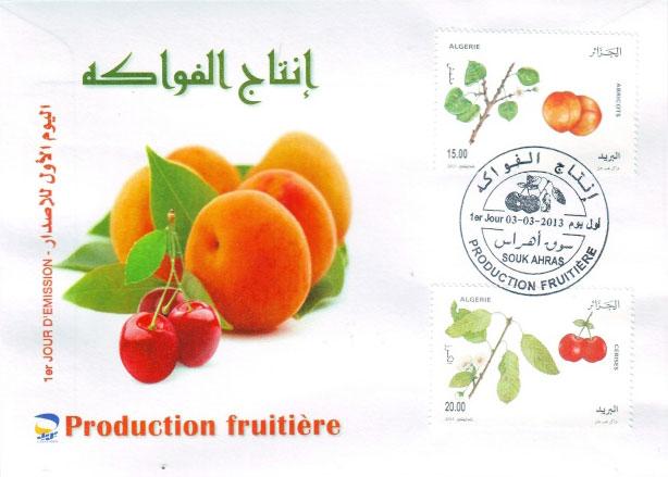 [Article] : Enveloppes Premier jour : Partenariat Algérie Poste - Google Fdcfru10