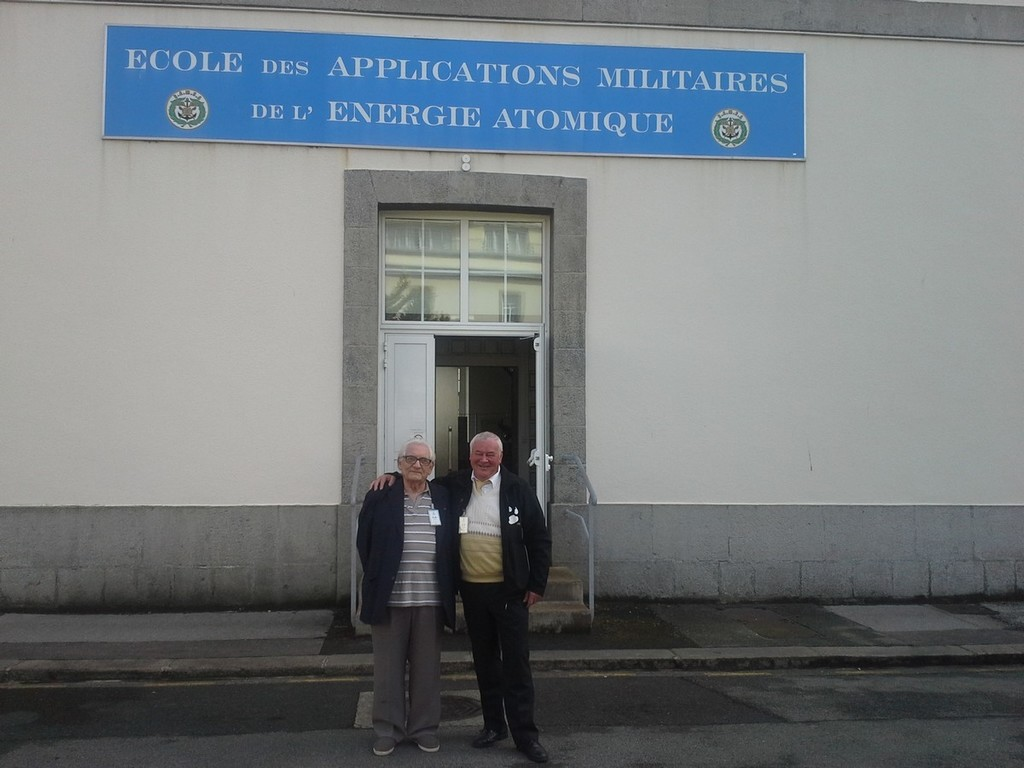 Ecole d'Application Militaire de l'Energie Atomique (E.A.M.E.A) 710