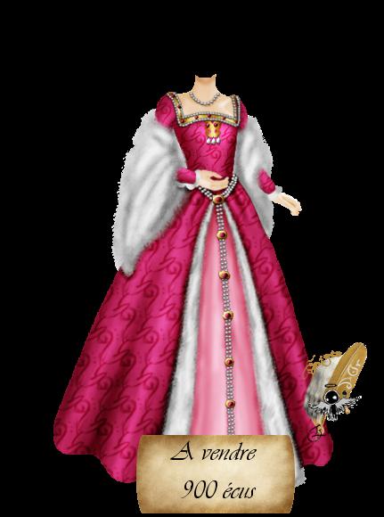 [HRP vente] Les robes et le carnet de commande Sacre110