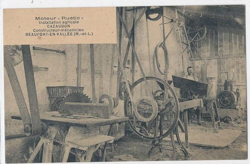Cartes postales anciennes (partie 1) - Page 2 Rustic10