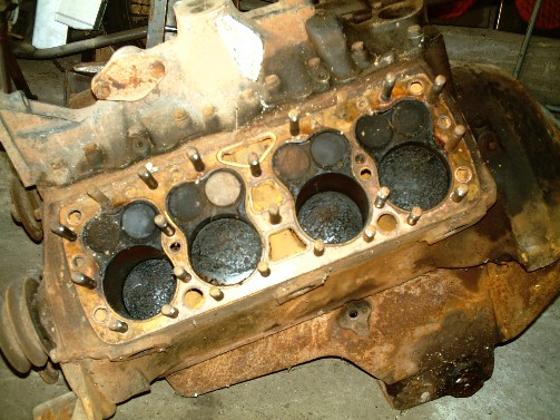 Vends V8 Flathead Flathe10