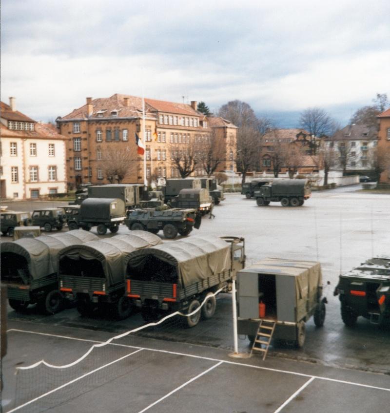 Le 11ème Régiment d'Artillerie d'OFFENBOURG. Ffa_1115