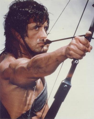 Photos de nos arcs et arbalètes - Page 34 Rambo110