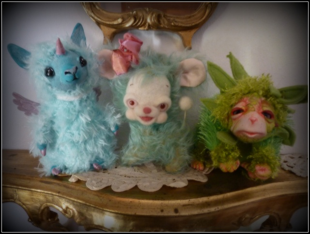 Art dolls & Custom Toys (Lilico, Oso Polar, etc) - Page 3 P1050839