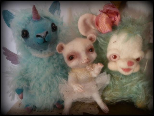Art dolls & Custom Toys (Lilico, Oso Polar, etc) - Page 3 P1050841