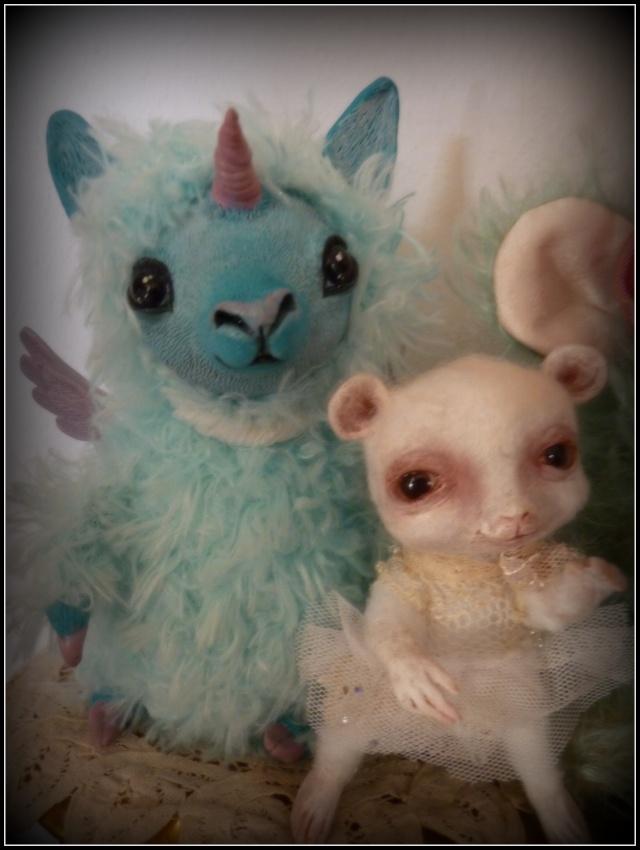 Art dolls & Custom Toys (Lilico, Oso Polar, etc) - Page 3 P1050843
