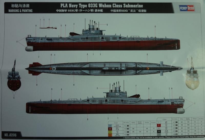 [Hobbyboss 1/350] Wuhan class submarine type 033G Wuhan_14