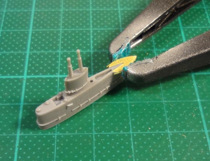 [Hobbyboss 1/350] Wuhan class submarine type 033G Wuhan_19
