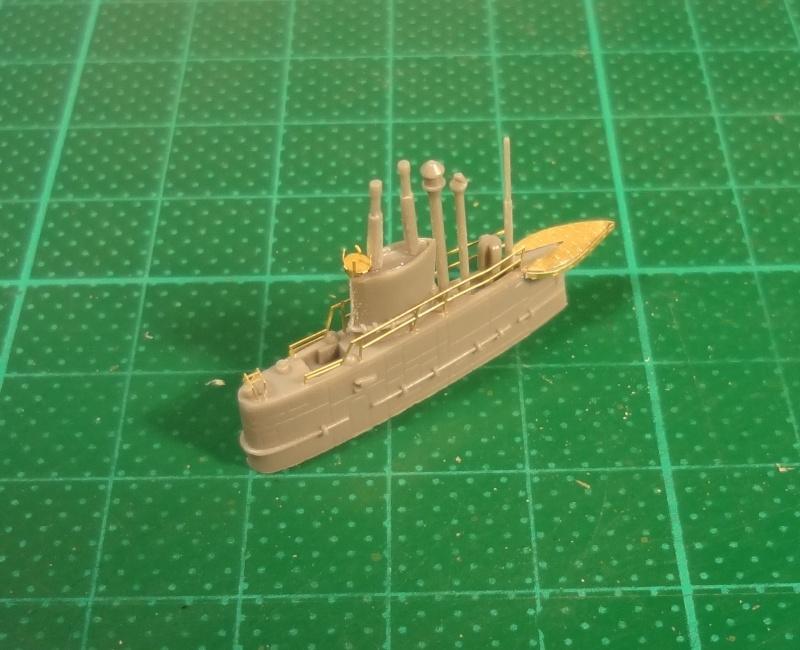 [Hobbyboss 1/350] Wuhan class submarine type 033G Wuhan_20