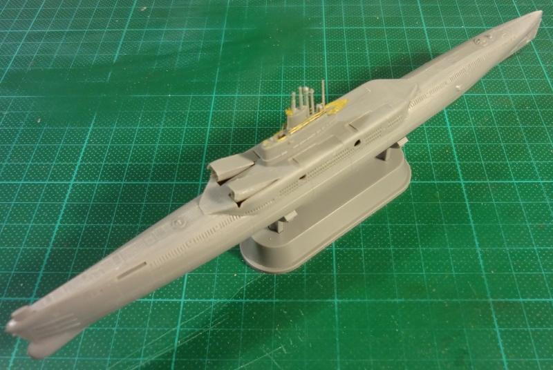 [Hobbyboss 1/350] Wuhan class submarine type 033G Wuhan_26