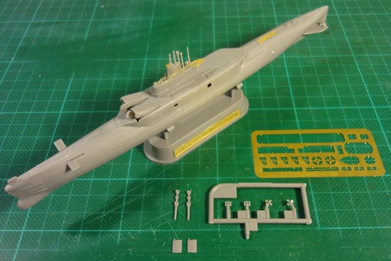 [Hobbyboss 1/350] Wuhan class submarine type 033G Wuhan_27