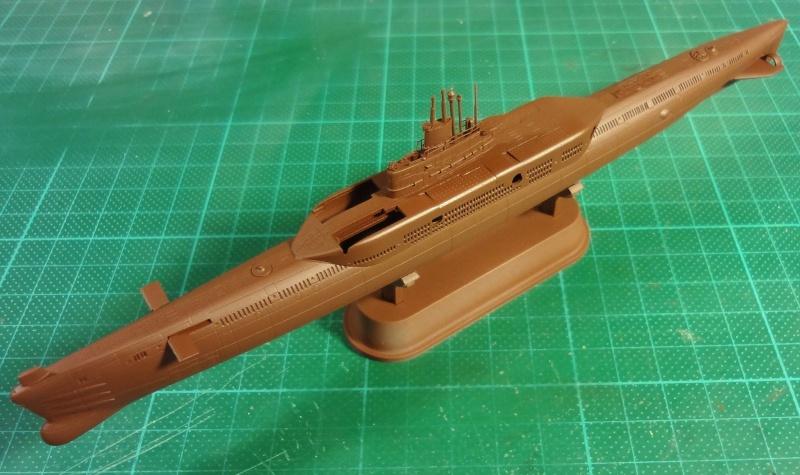 [Hobbyboss 1/350] Wuhan class submarine type 033G Wuhan_28