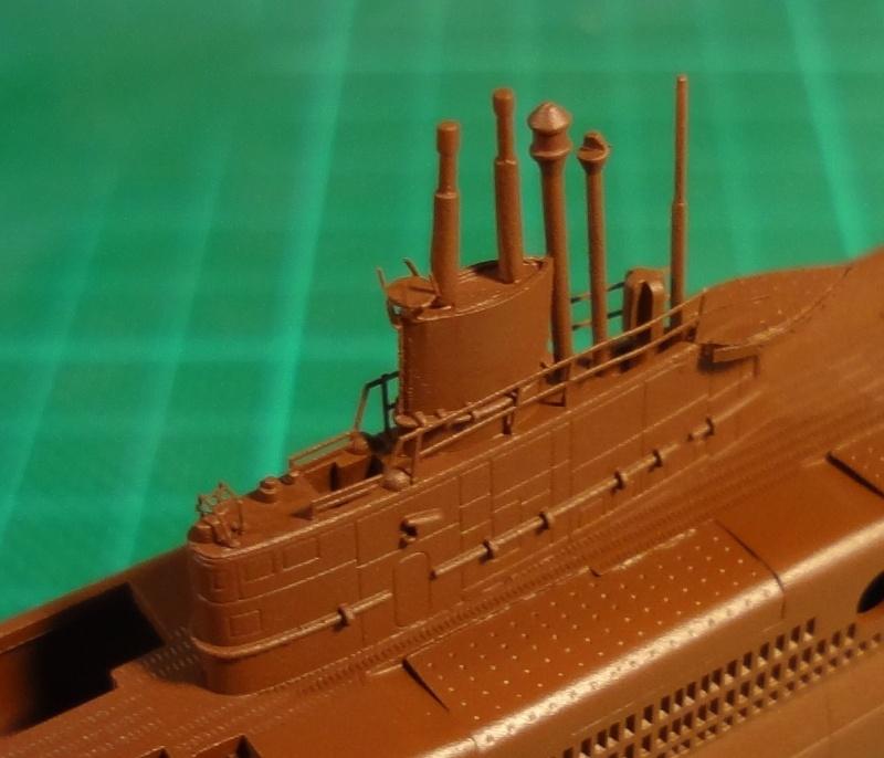 [Hobbyboss 1/350] Wuhan class submarine type 033G Wuhan_30