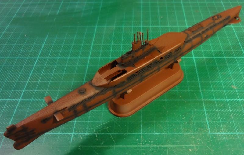 [Hobbyboss 1/350] Wuhan class submarine type 033G Wuhan_31