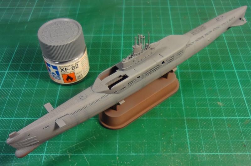 [Hobbyboss 1/350] Wuhan class submarine type 033G Wuhan_32