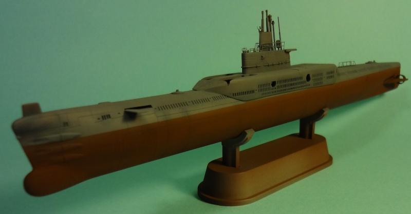 [Hobbyboss 1/350] Wuhan class submarine type 033G - Page 2 Wuhan_36