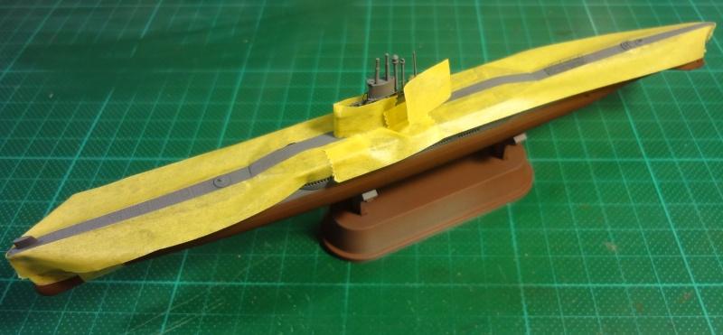 [Hobbyboss 1/350] Wuhan class submarine type 033G - Page 2 Wuhan_38