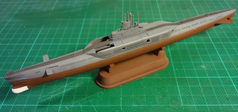 [Hobbyboss 1/350] Wuhan class submarine type 033G - Page 2 Wuhan_39
