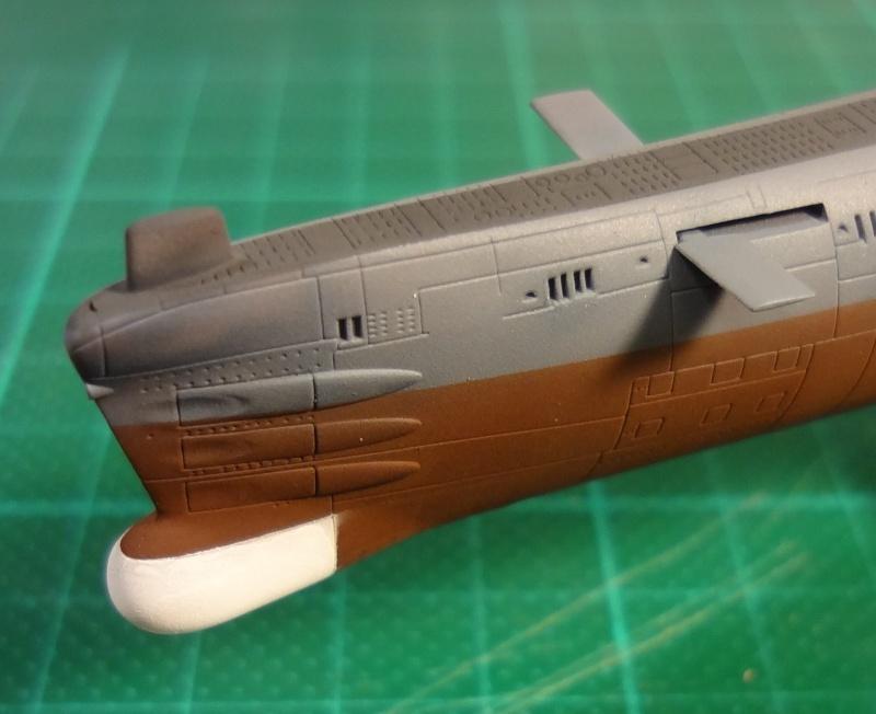 [Hobbyboss 1/350] Wuhan class submarine type 033G - Page 2 Wuhan_40