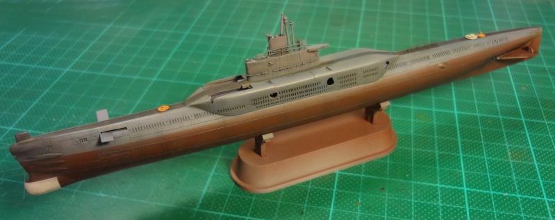 [Hobbyboss 1/350] Wuhan class submarine type 033G - Page 2 Wuhan_44