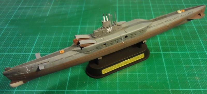[Hobbyboss 1/350] Wuhan class submarine type 033G - Page 2 Wuhan_46