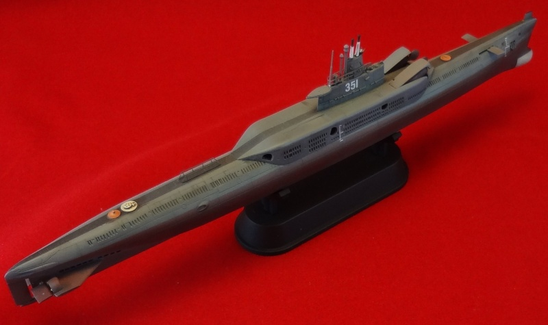 [Hobbyboss 1/350] Wuhan class submarine type 033G - Page 2 Wuhan_50