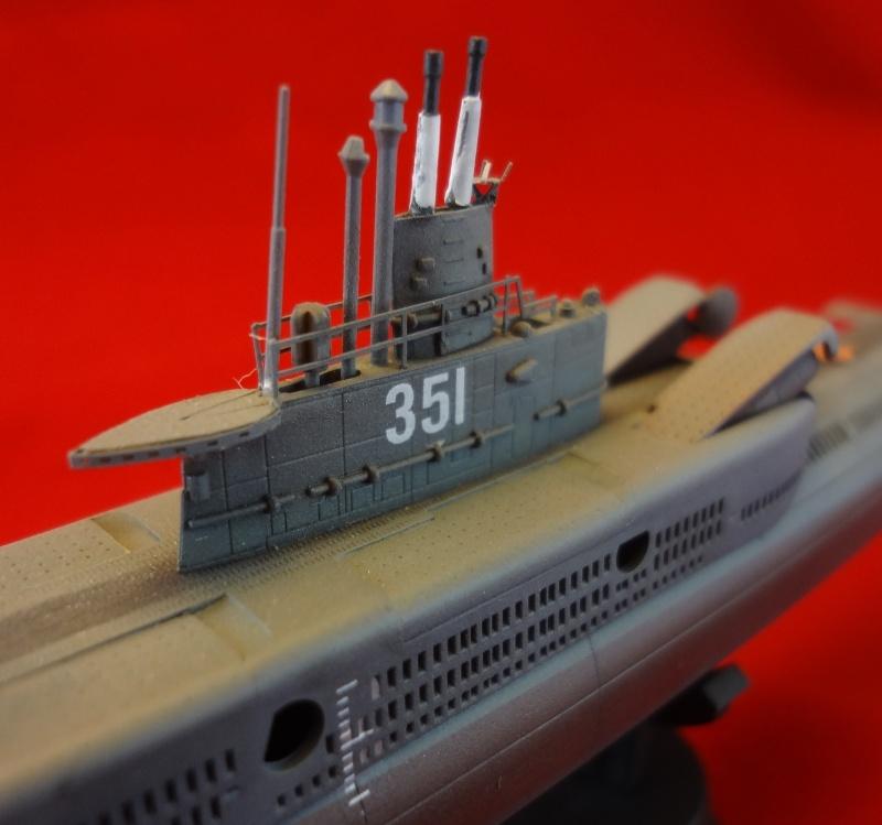 [Hobbyboss 1/350] Wuhan class submarine type 033G - Page 2 Wuhan_55