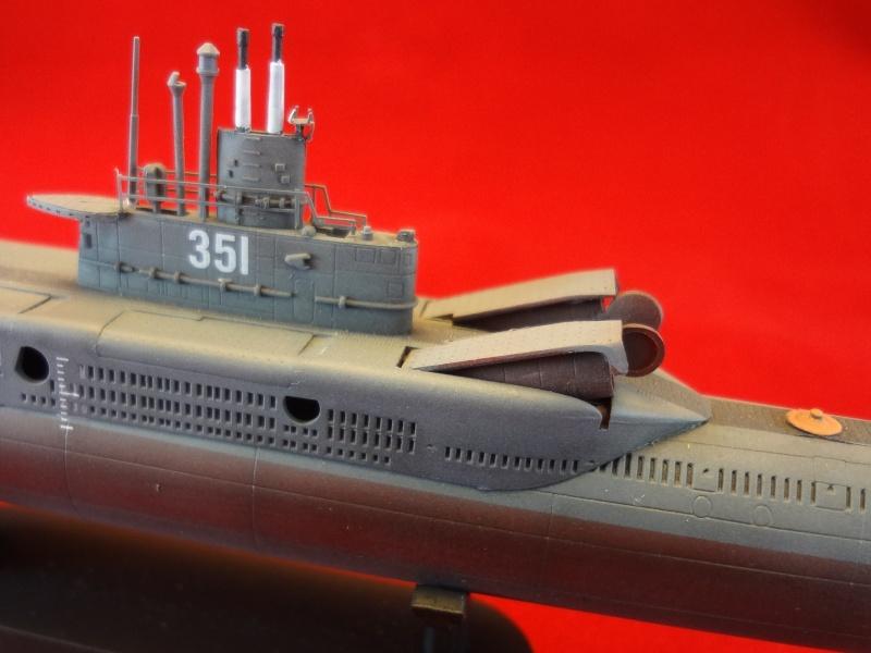 [Hobbyboss 1/350] Wuhan class submarine type 033G - Page 2 Wuhan_56