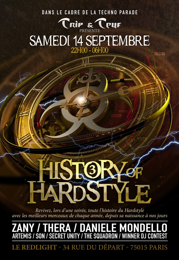 [ HISTORY OF HARDSTYLE - Samedi 14 Septembre 2013 - Le Redlight - Paris - FR ] - Page 2 Histor10