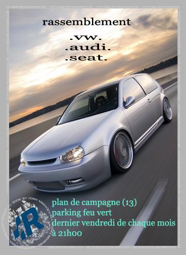 [13] rencard VW plan de campagne parking decathlon 18605710