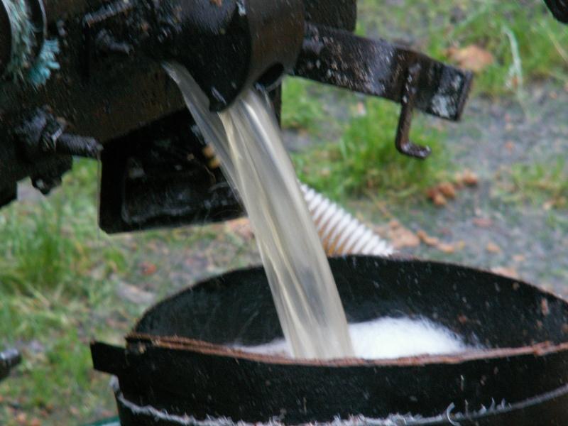 pressoir hydraulique garnier Fabric14