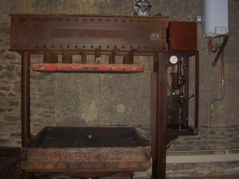 pressoir hydraulique garnier Pict2210
