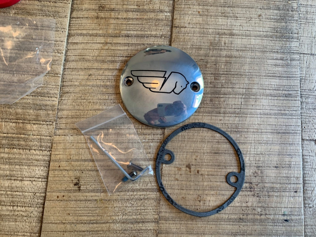 Point cover Buell Racing 11955310