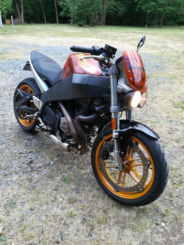 Buell XB12Scg Lightning 2007 Orange Valencia Img_2140