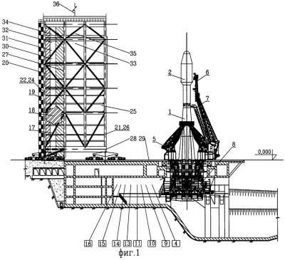 Cosmodrome de Vostotchniy - Page 16 Tower610