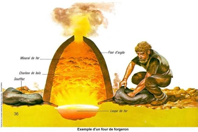 utilisation du charbon de bois Gauloi10