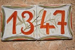 Le nombre de votre domicile Person11
