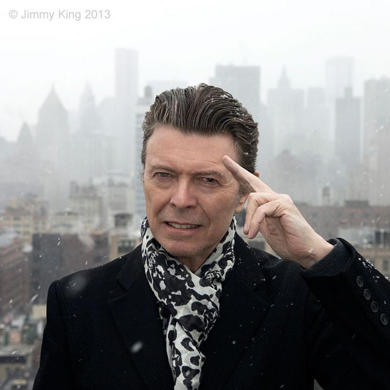 DAVID BOWIE Bowie310