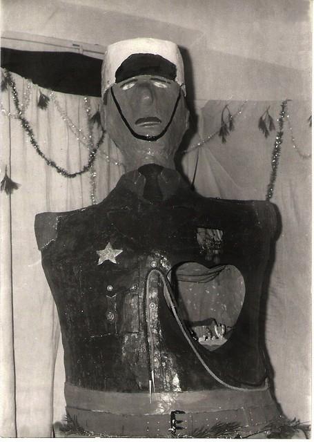 crèches de noël en 1969 Concou12