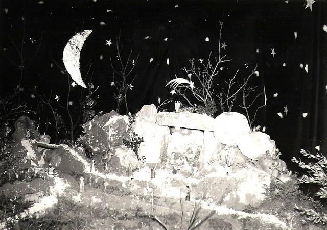 crèches de noël en 1969 Concou13