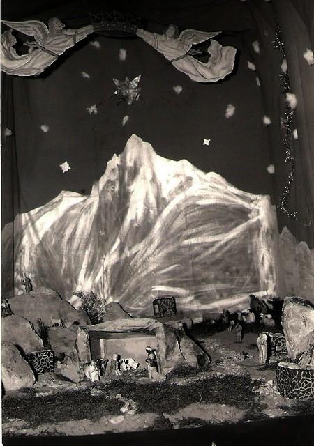 crèches de noël en 1969 Concou16