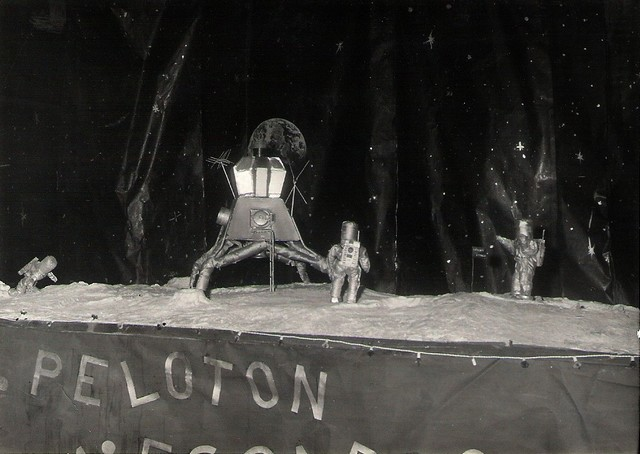 crèches de noël en 1969 Concou20