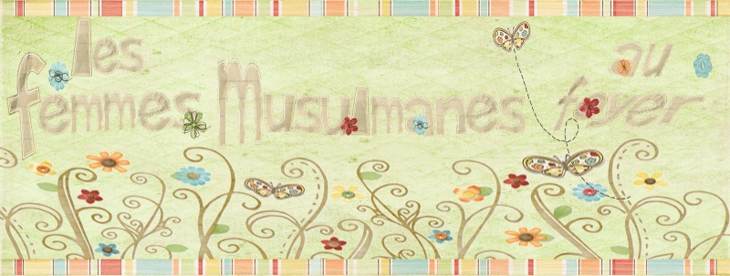 femmes musulmanes au foyer