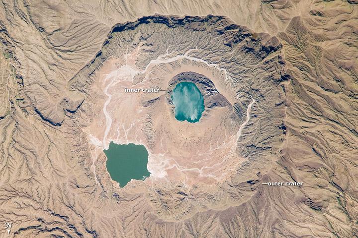 Earth Observatory - Images de la NASA Iss01810